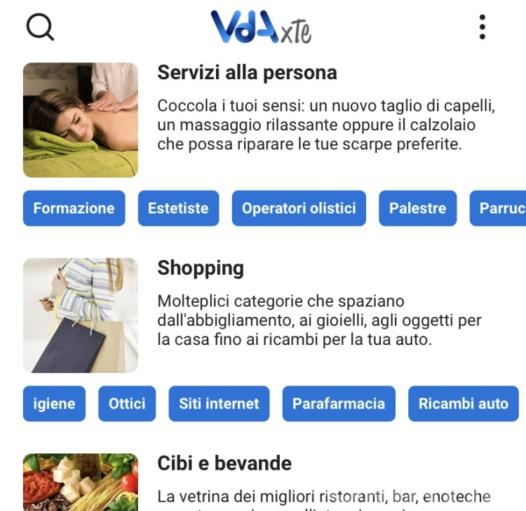 Acquisti di Natale: è attiva l'App VdAxte, per «fare i buoni»