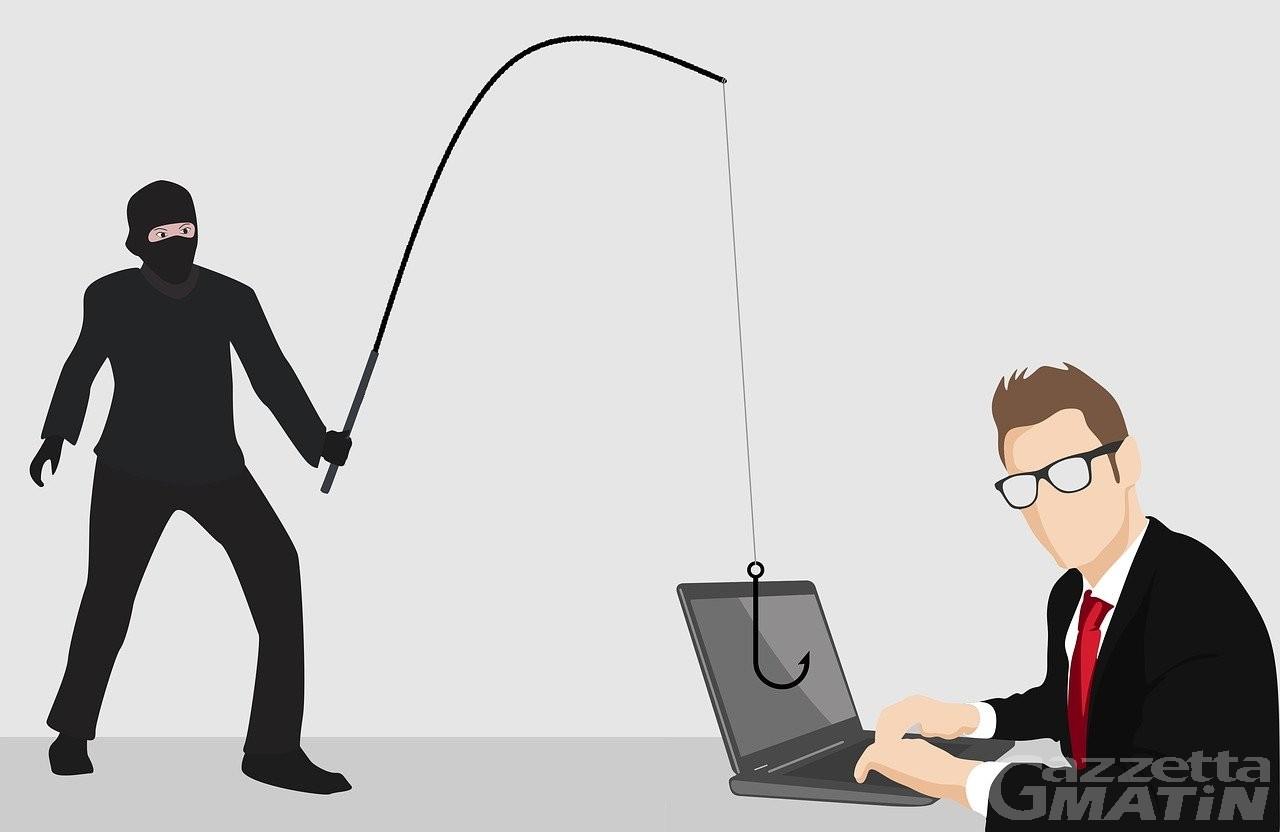 Phishing: attenzione alle truffe online più comuni