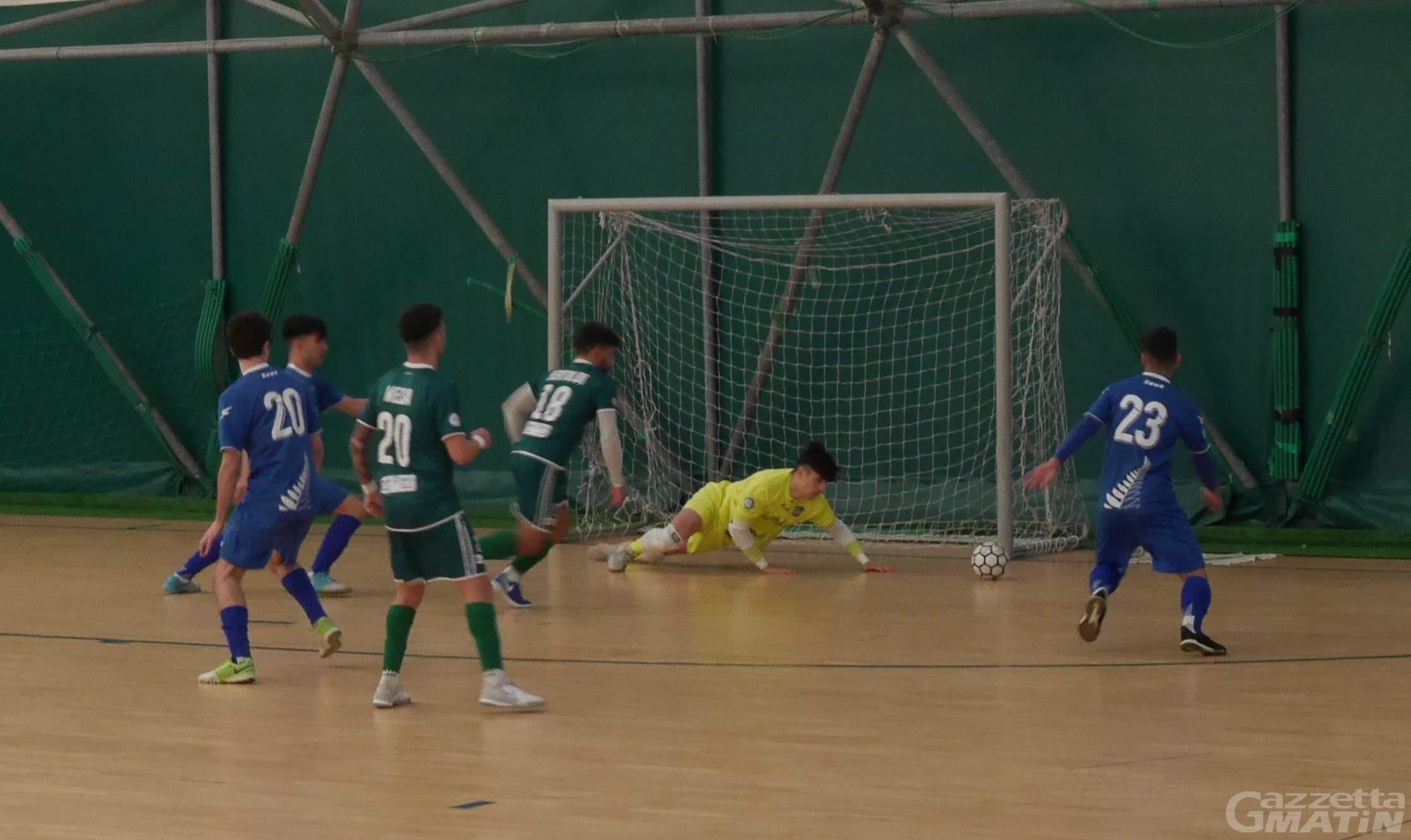 Futsal: il Città di Massa sbanca il Montfleuri