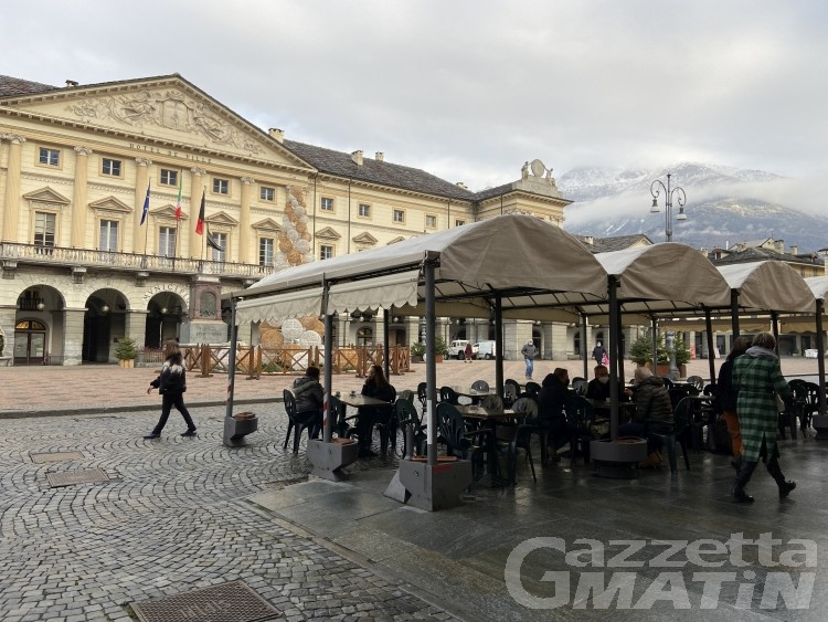 Covid Valle d'Aosta: Pil 2020 due volte peggio della crisi mondiale 2009