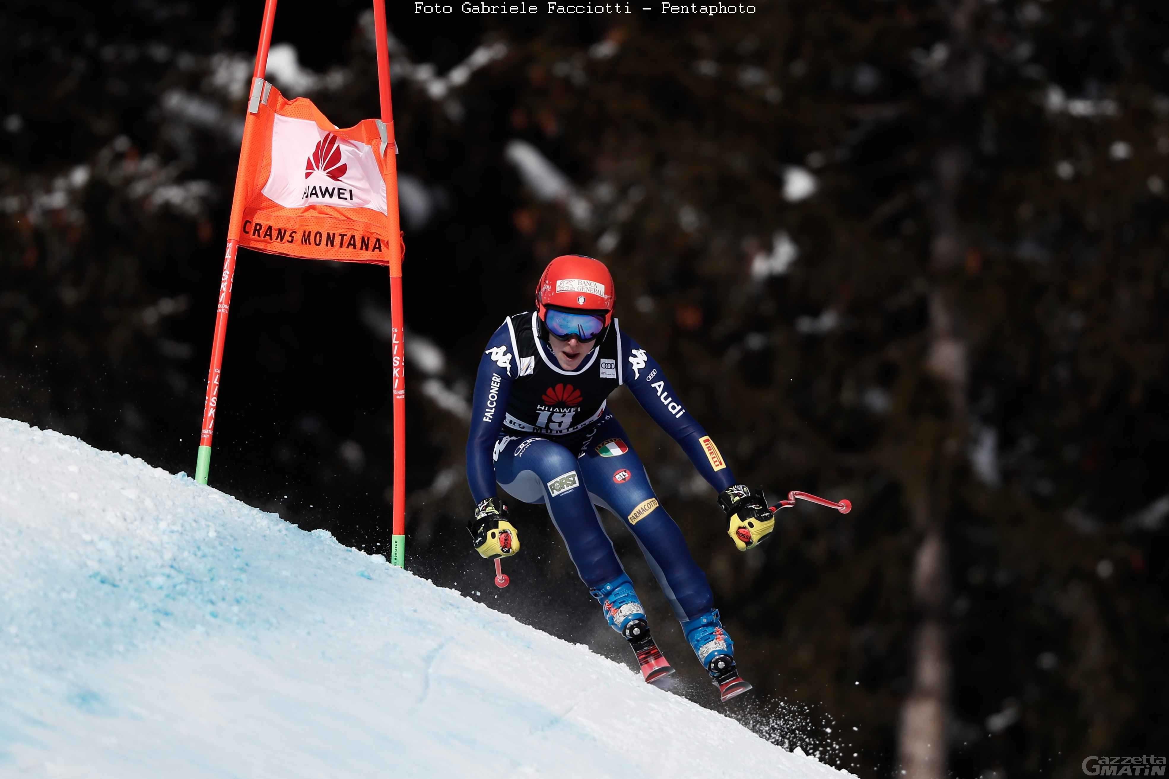 Sci alpino: trionfa ancora Goggia, Brignone nella top-10