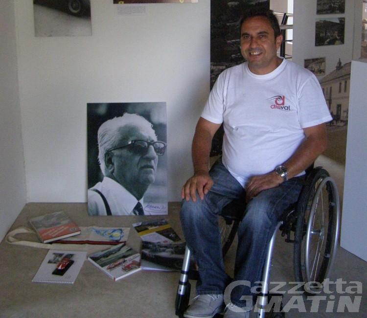 Egidio Marchese, neo Ufficiale della Repubblica: «non ho mai pensato di mollare»