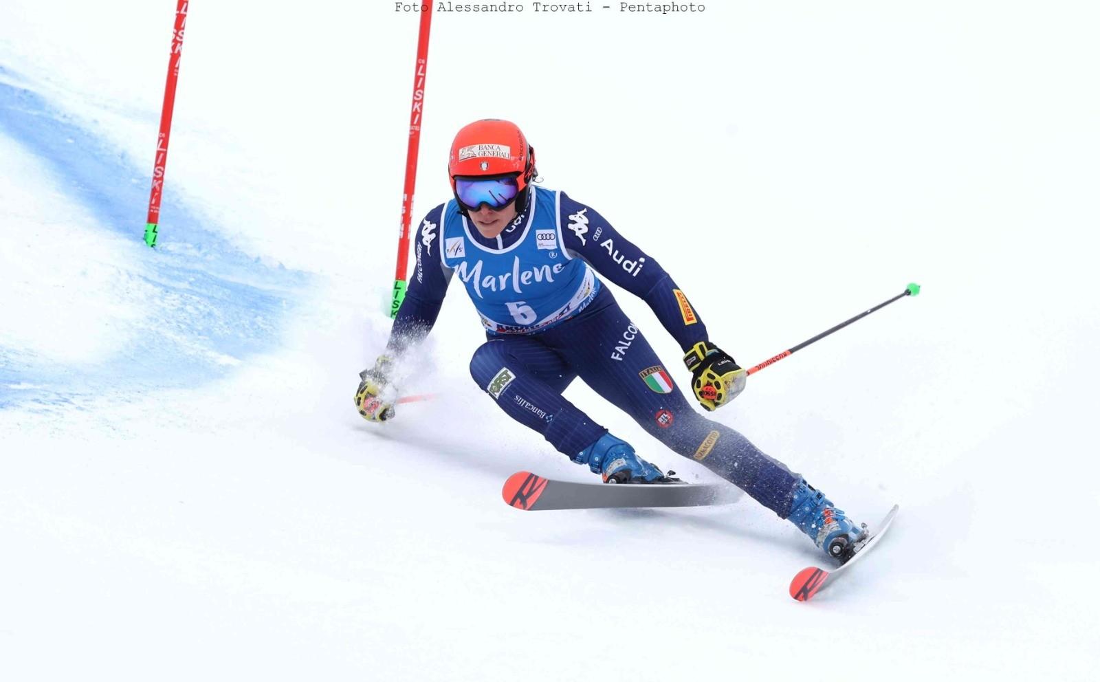 Sci alpino: Shiffrin comanda il gigante di Jasna, Brignone è 6ª