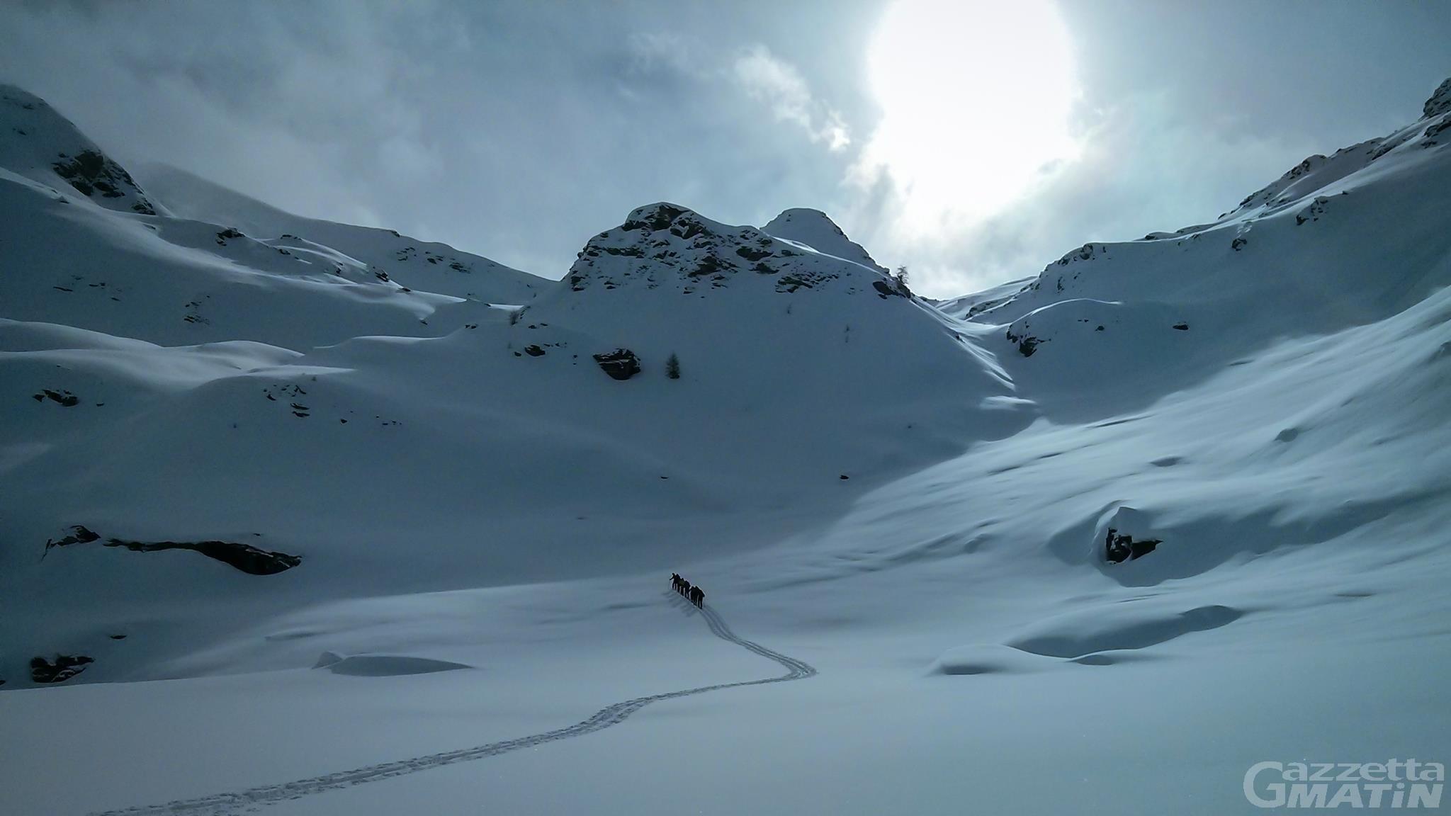 Scialpinismo: oltre 500 firme alla petizione per liberalizzare la pratica in Valle d'Aosta