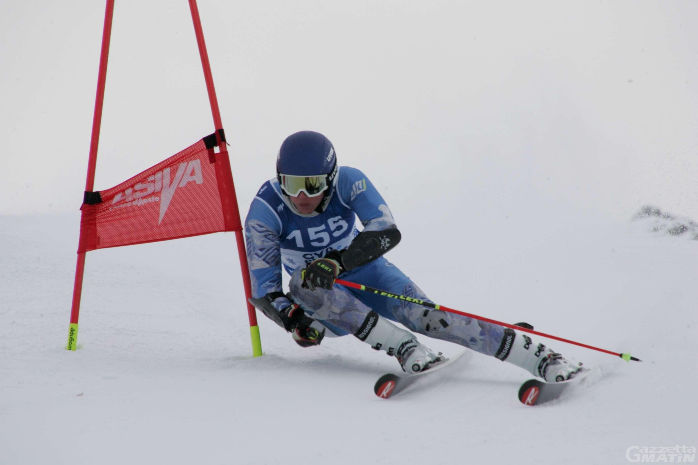 Sci alpino: Melissa Astegiano concede il bis a Pila