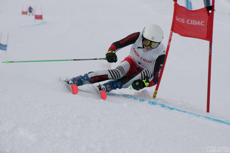 Sci alpino: l'Aosta vince il Trofeo Boffa Combustibili