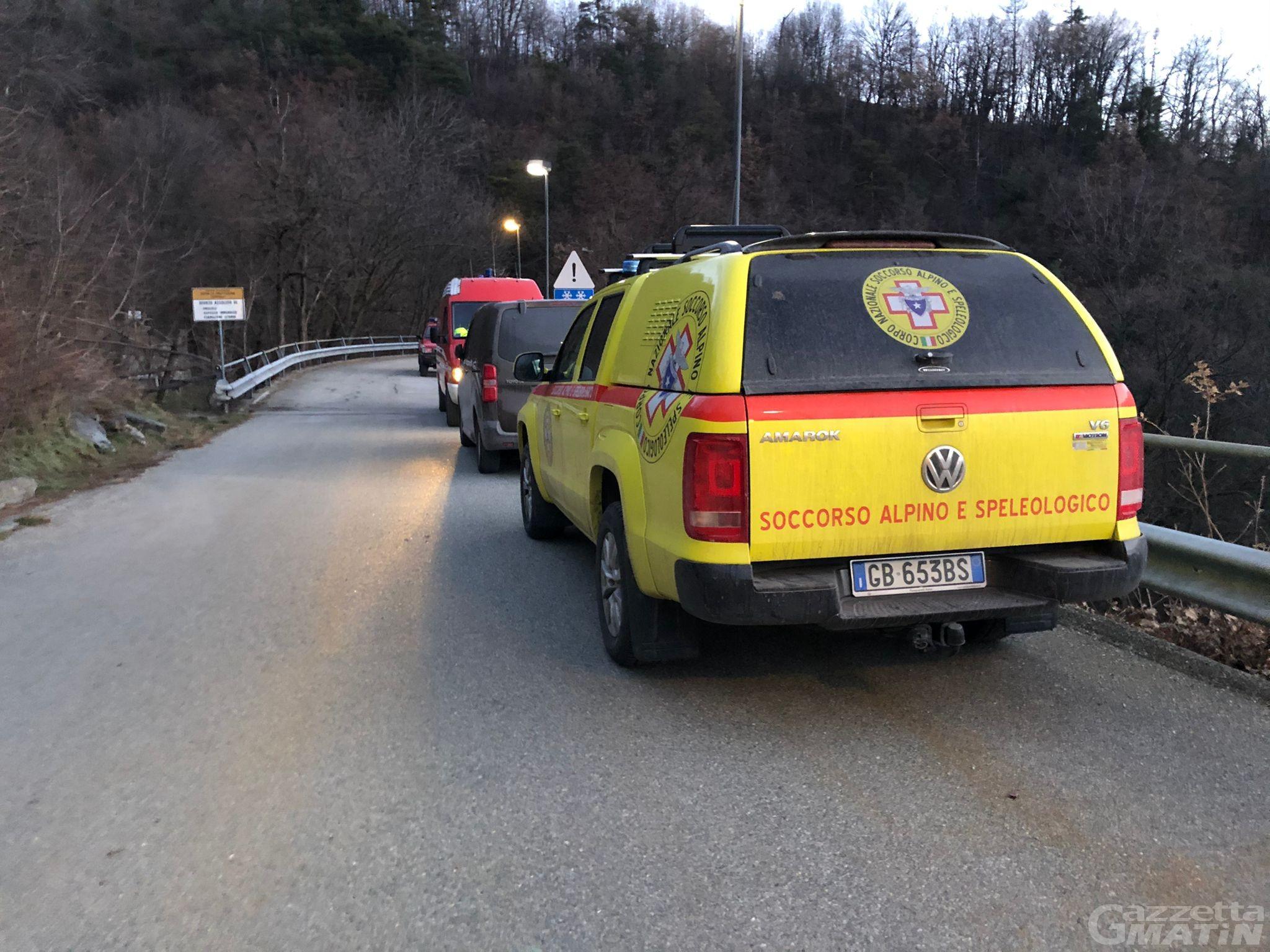 Saint-Vincent: ritrovato senza vita il corpo dell'anziana scomparsa