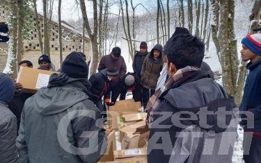 Rete Antirazzista, la denuncia: migranti abbandonati al gelo