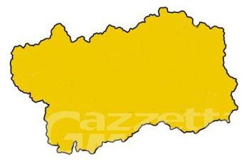 Covid, rischio moderato: la Valle d'Aosta resta zona gialla