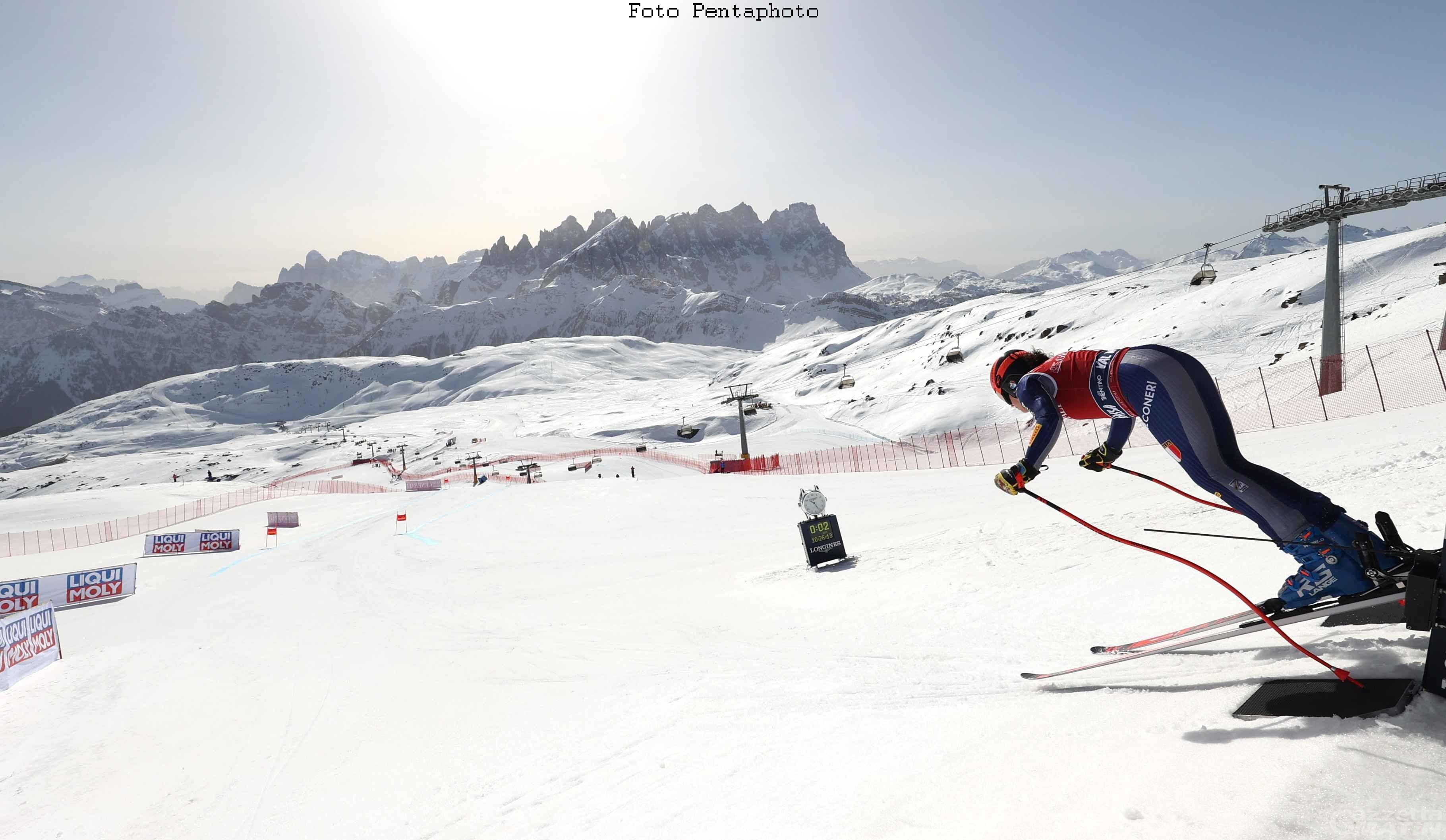 Sci alpino: continua il dominio di Gut-Behrami, Brignone 17ª