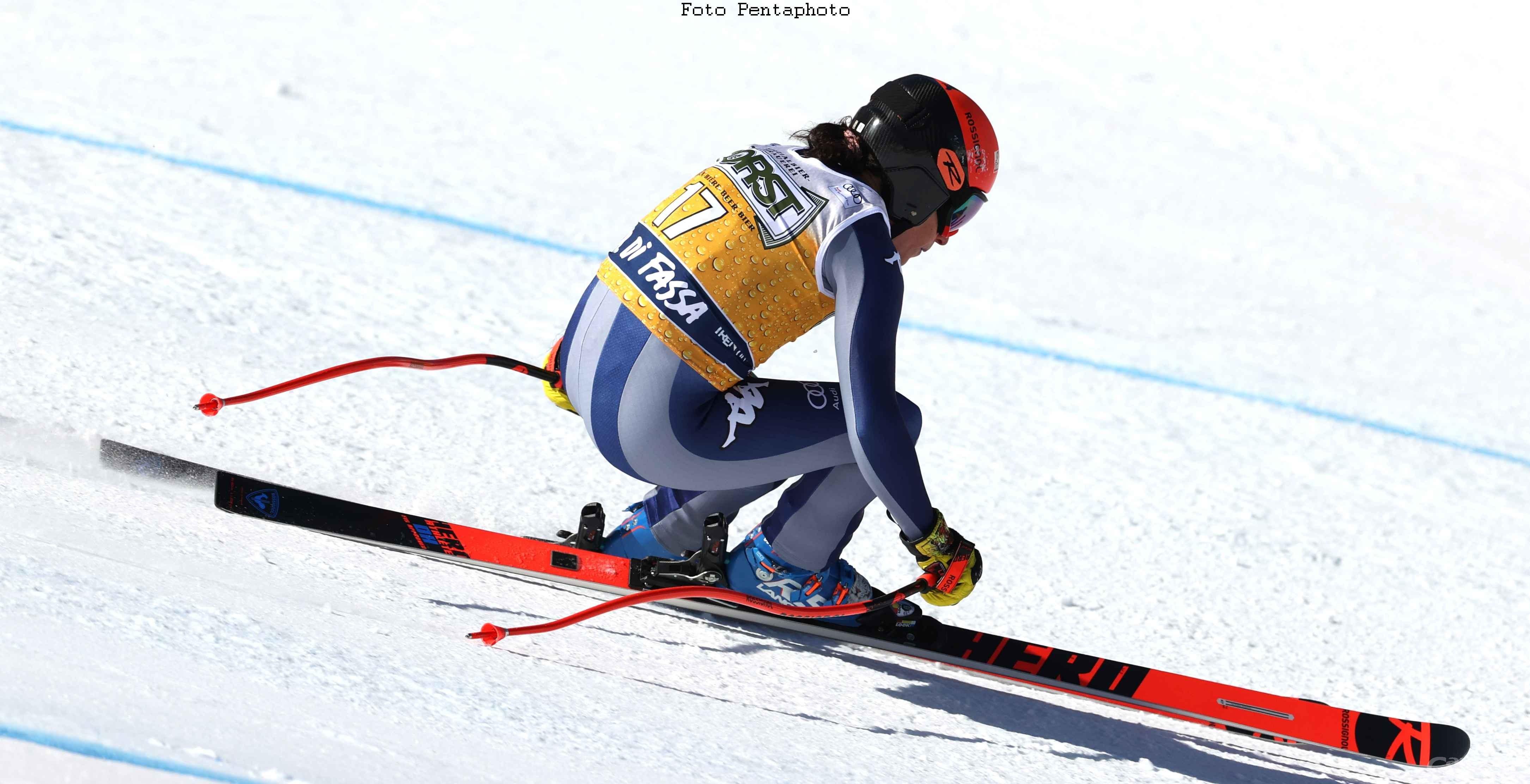 Sci alpino: Gut-Behrami concede il bis, Brignone fuori dalla top-20