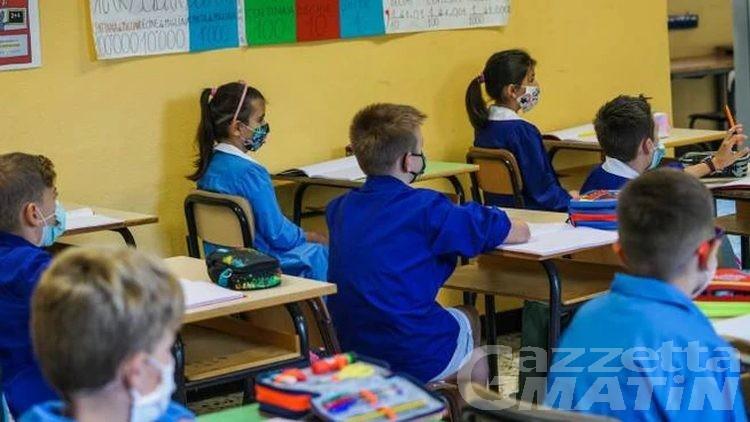 Coronavirus, il ComiCost: «stop mascherine al banco tra 6 e 12 anni»