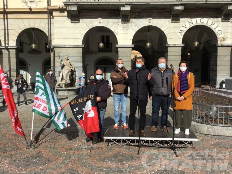 Stop sci VdA, governo e sindacati: interventi rapidi e patto per la montagna