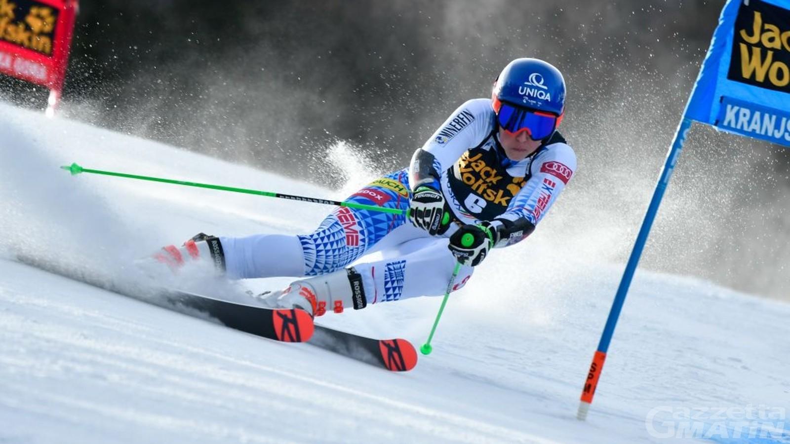 Sci alpino: Vlhova trionfa a Jasna, Brignone 6ª, a Bassino la coppetta di specialità