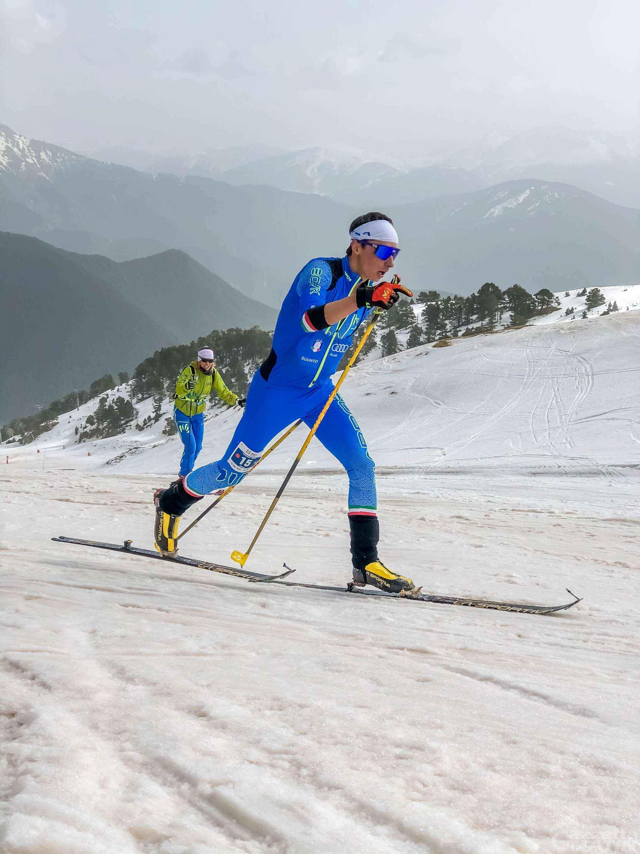 Scialpinismo: Sebastien Guichardaz concede il bis nell'individuale