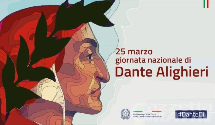Forte di Bard: un progetto per omaggiare il Sommo Poeta Dante Alighieri