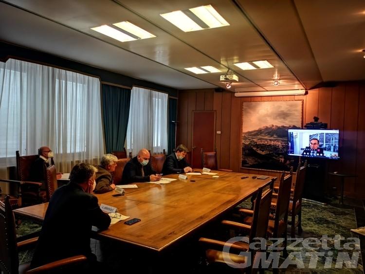 Anas: 15 milioni di euro in due anni per le strade della Valle d'Aosta