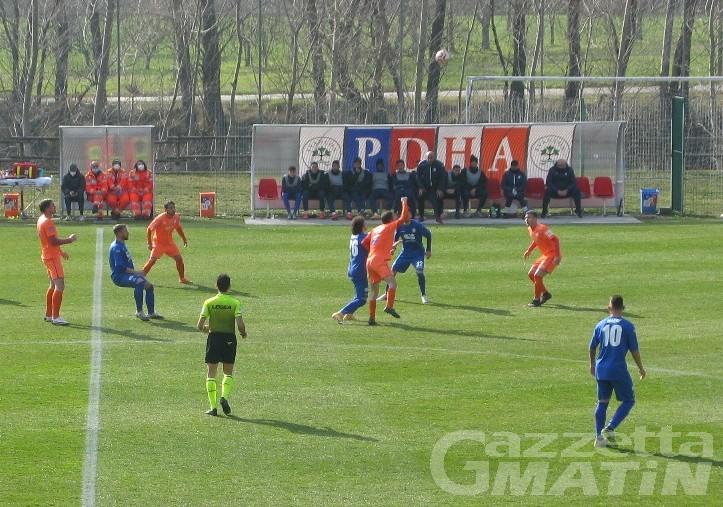 Calcio: il P.D.H.A.E. non trova la via della rete