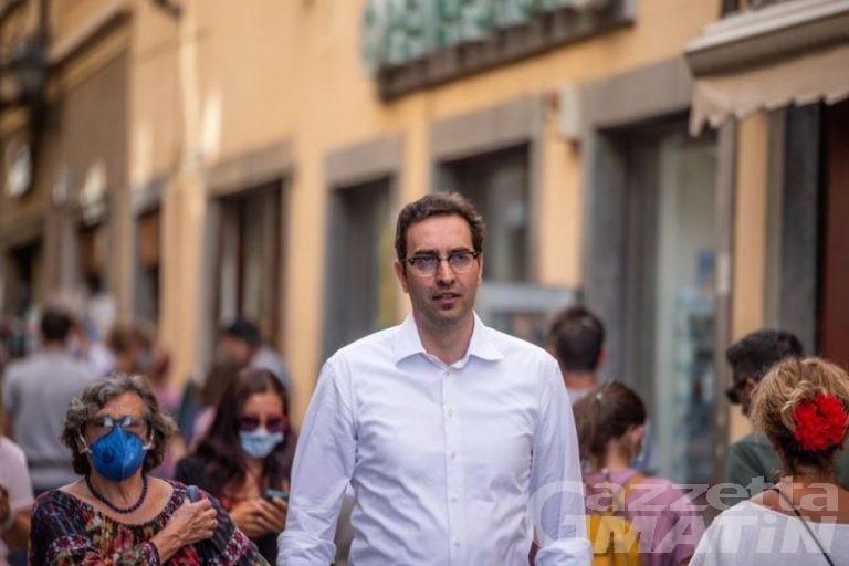 Consiglio Aosta: Paolo Laurencet lascia Fratelli d'Italia