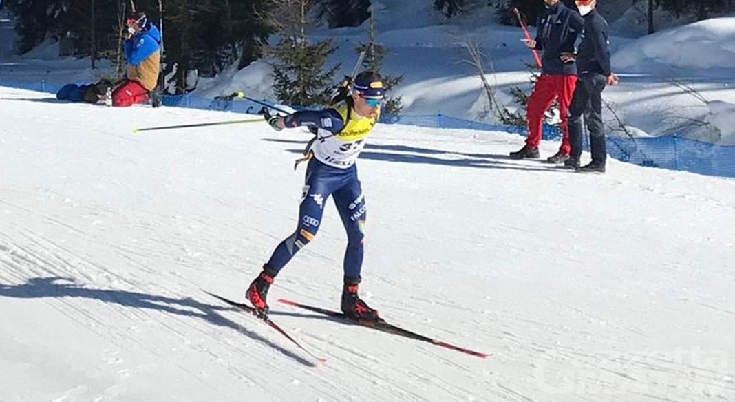 Biathlon, Mondiali Juniores: Piller Cottrer e Zingerle sul podio