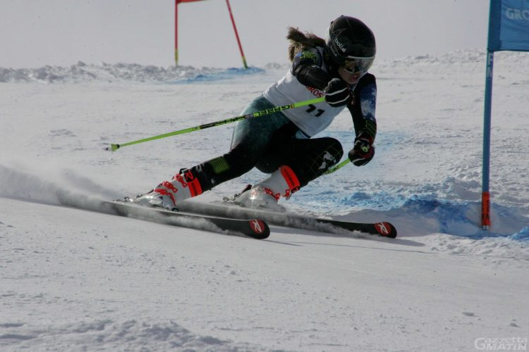 Sci alpino: Anaïs Lustrissy vince lo Slalom internazionale all'Abetone
