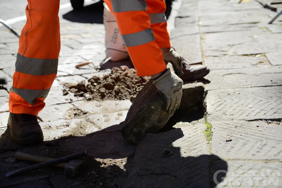 Manutenzione opere pubblica utilità, la Regione assume 35 operai per 6 mesi di lavoro