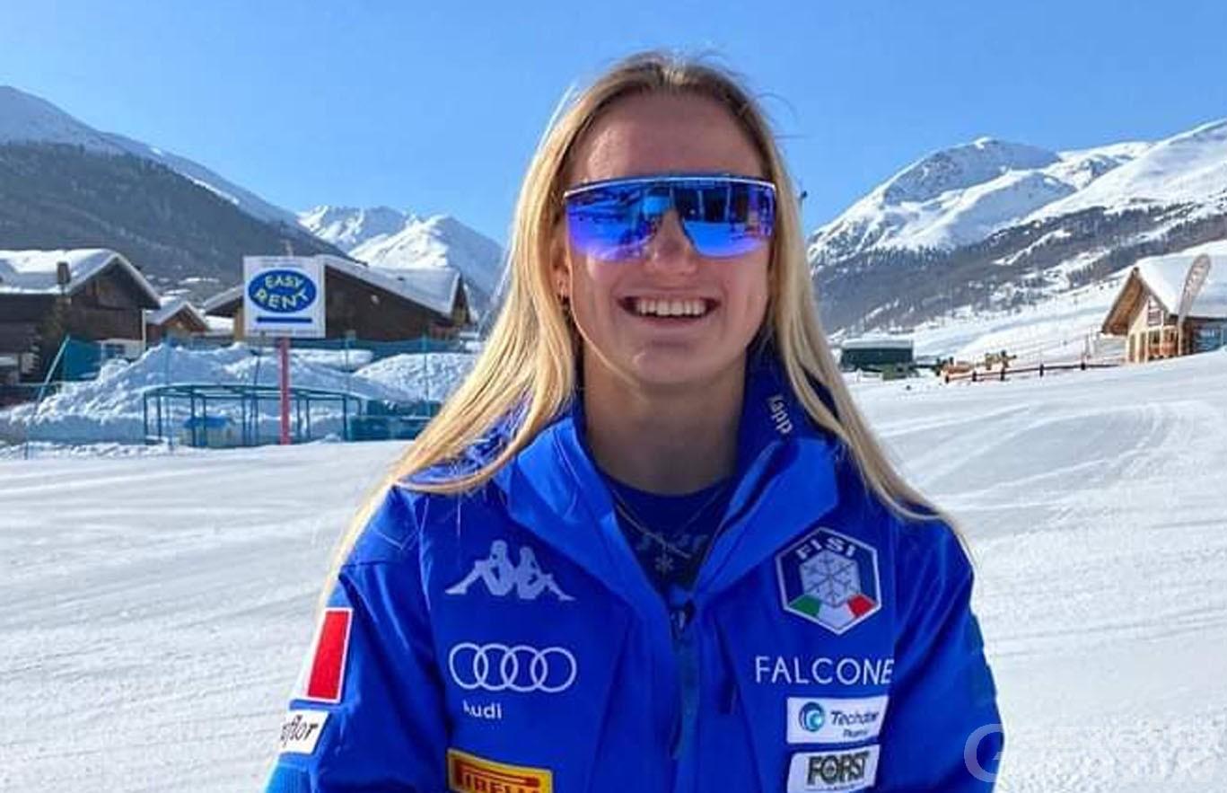 Sci alpino: Sophie Mathiou promossa in Coppa del Mondo
