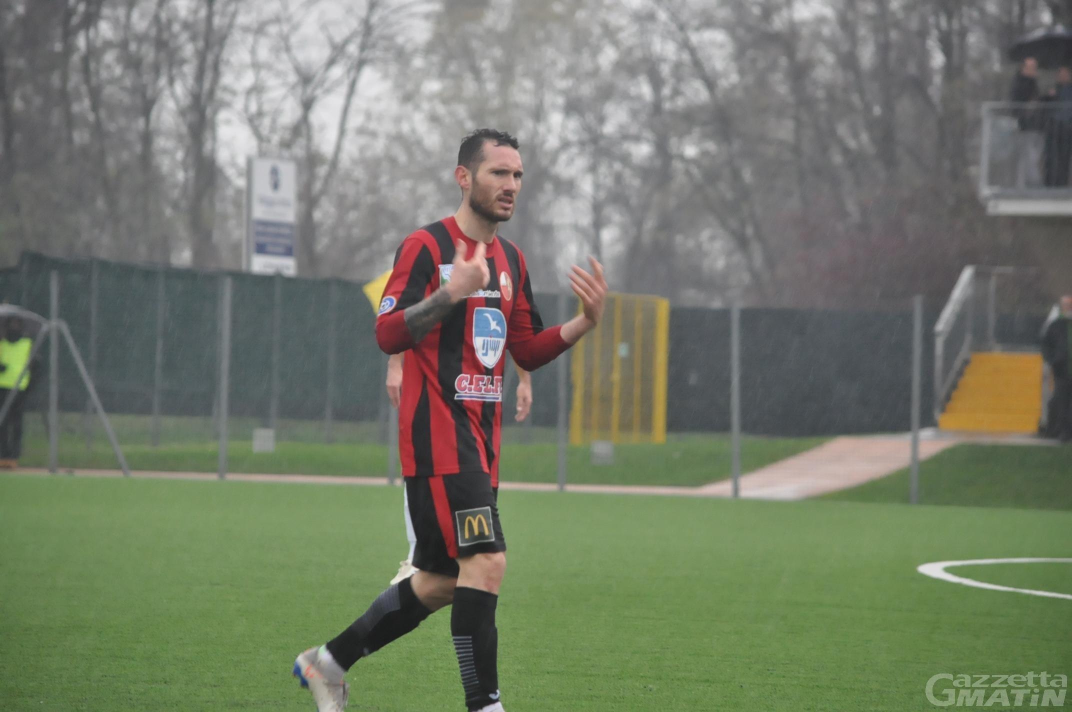 Calcio: Andrea Vignali è un nuovo giocatore del P.D.H.A.E.