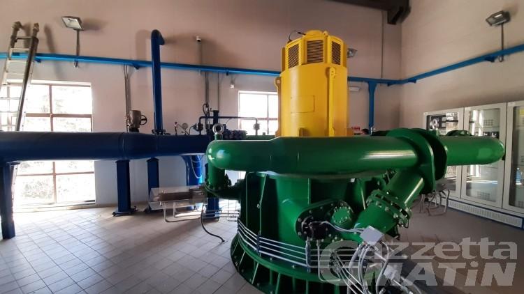 Idroelettrico: Edison acquisisce 7 centrali mini-idro in Valle d'Aosta