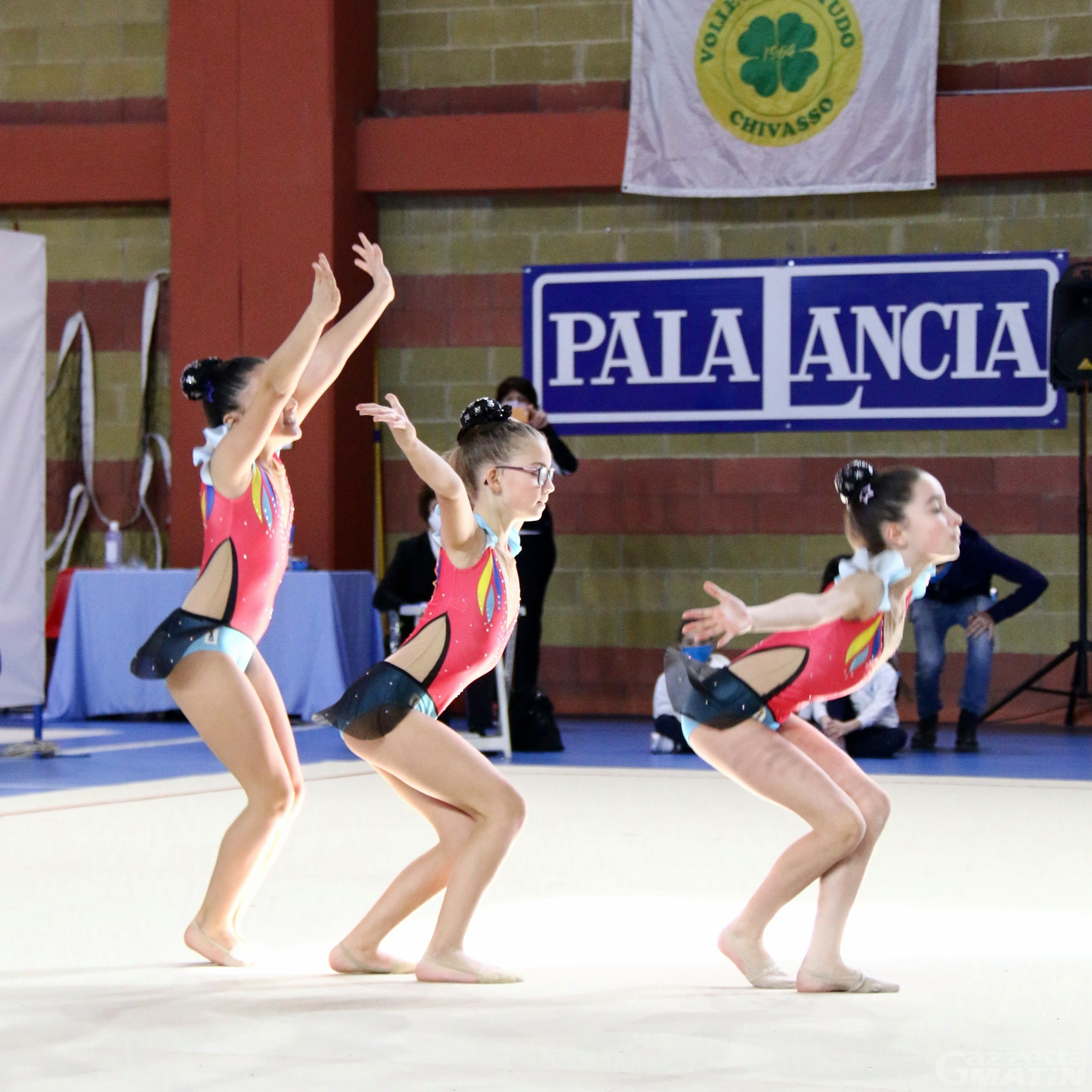 Ritmica: 600 ginnaste in pedana sabato e domenica a Châtillon