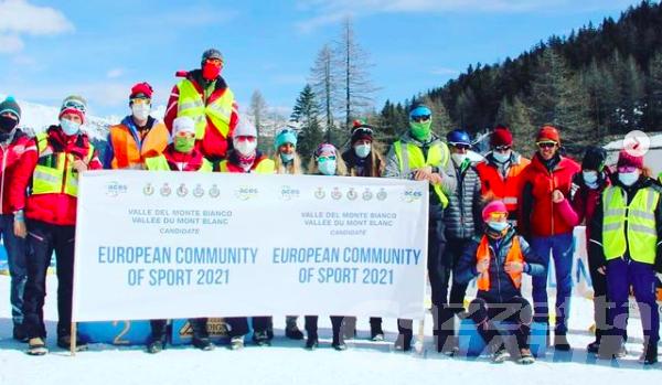 Valdigne: la Valle del Monte Bianco inaugura l'anno dello sport