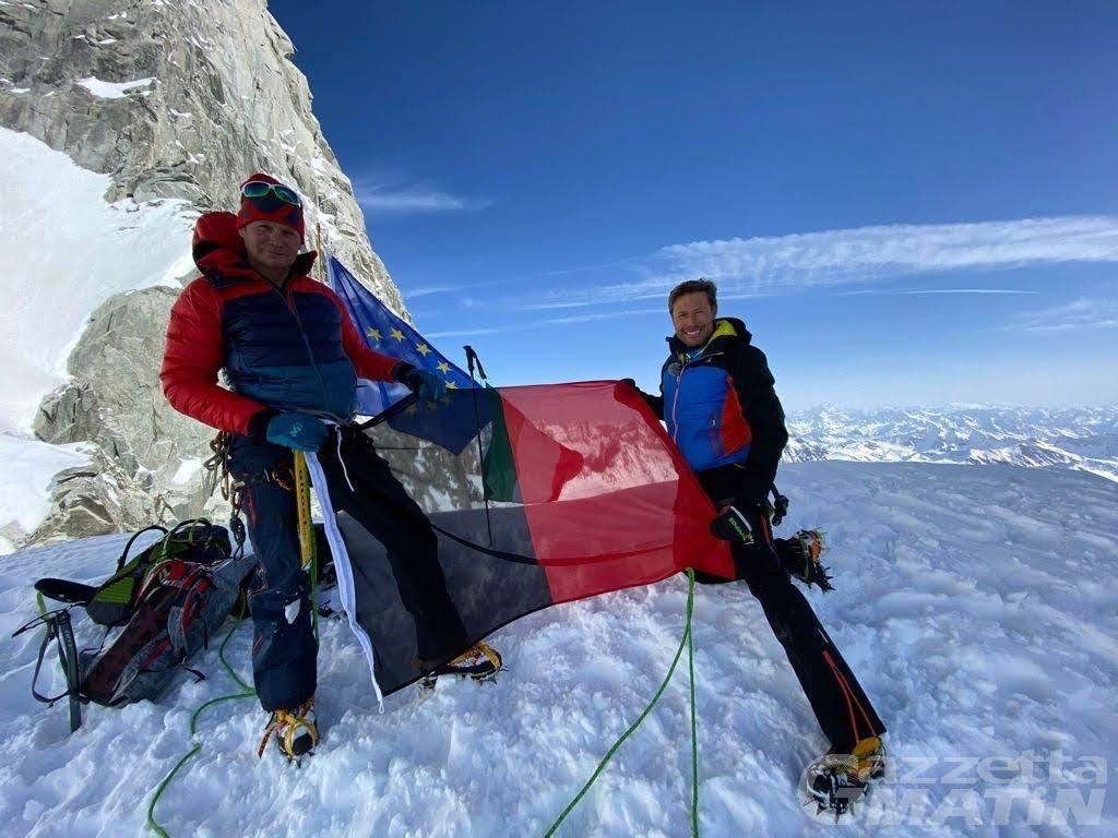 Tv: Valle d'Aosta nuovamente protagonista del programma Linea Bianca