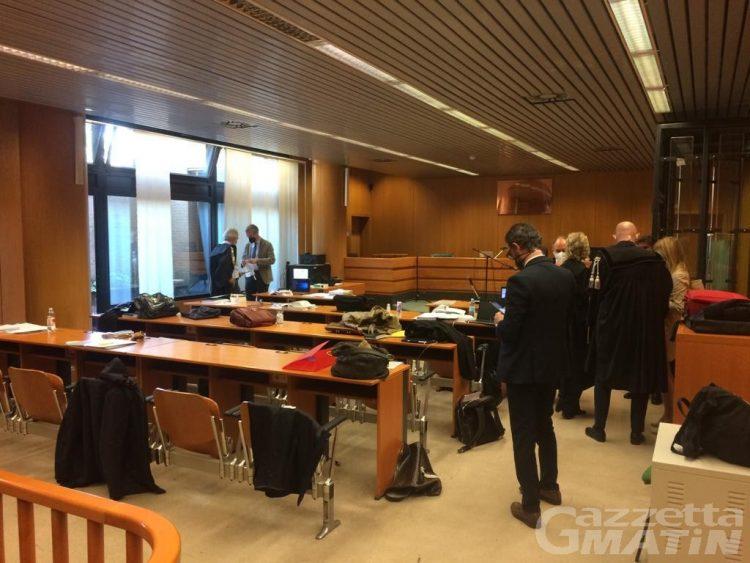 """Geenna, pm Longi a Corte Appello: provata presenza """"locale"""" di Aosta"""