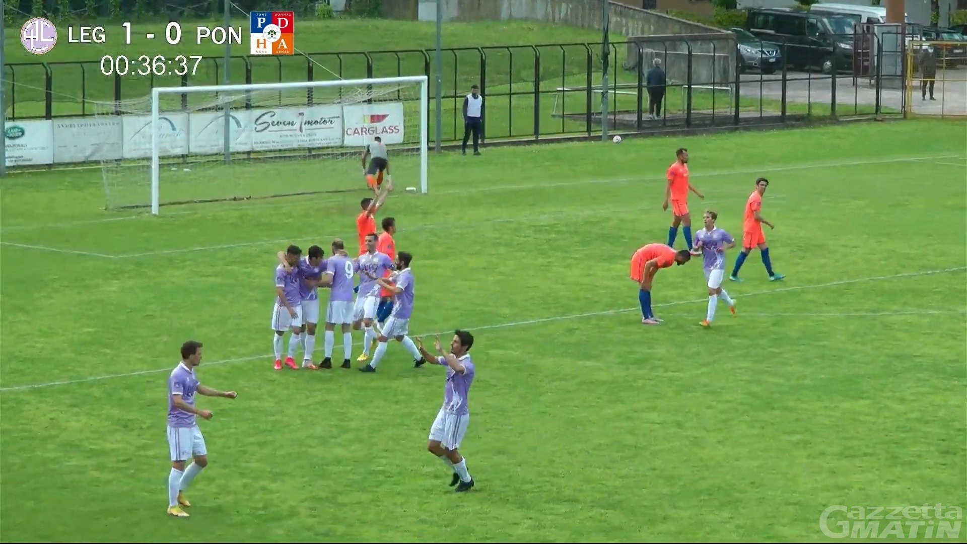 Calcio: il P.D.H.A.E. perde a Legnano, ma resta al comando