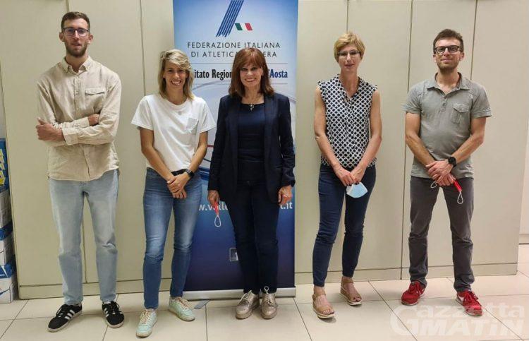 Atletica: Liana Calvesi nuovo presidente del comitato regionale Fidal