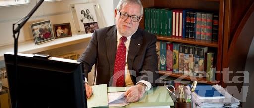 Commissione Paritetica: rinuncia alla nomina Giovanni Maria Flick