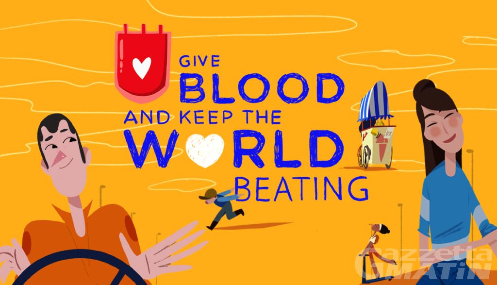 Giornata del donatore di sangue: Il Centro trasfusionale di Aosta può contare su quasi tremila volontari